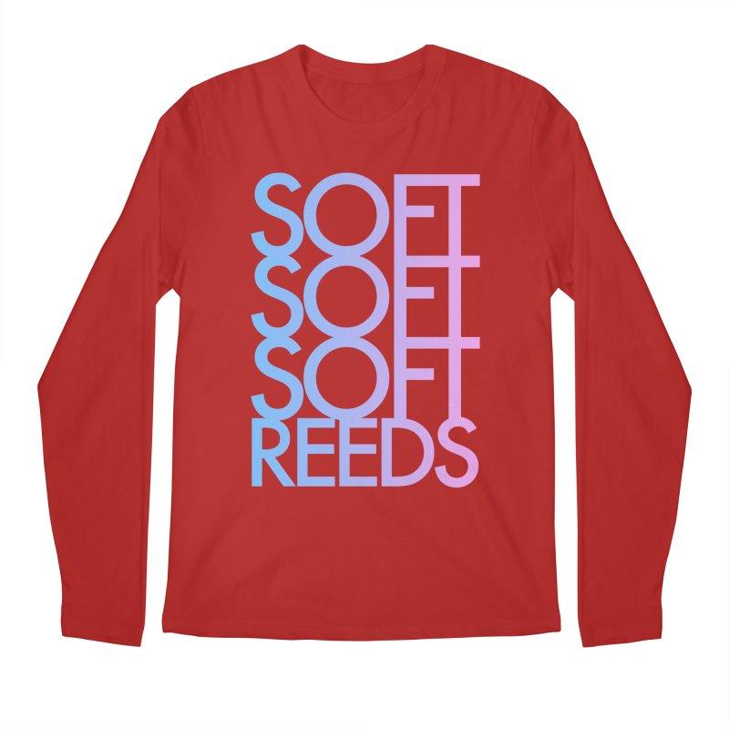 SOFT-3 Men's Longsleeve T-Shirt by softreeds's Artist Shop