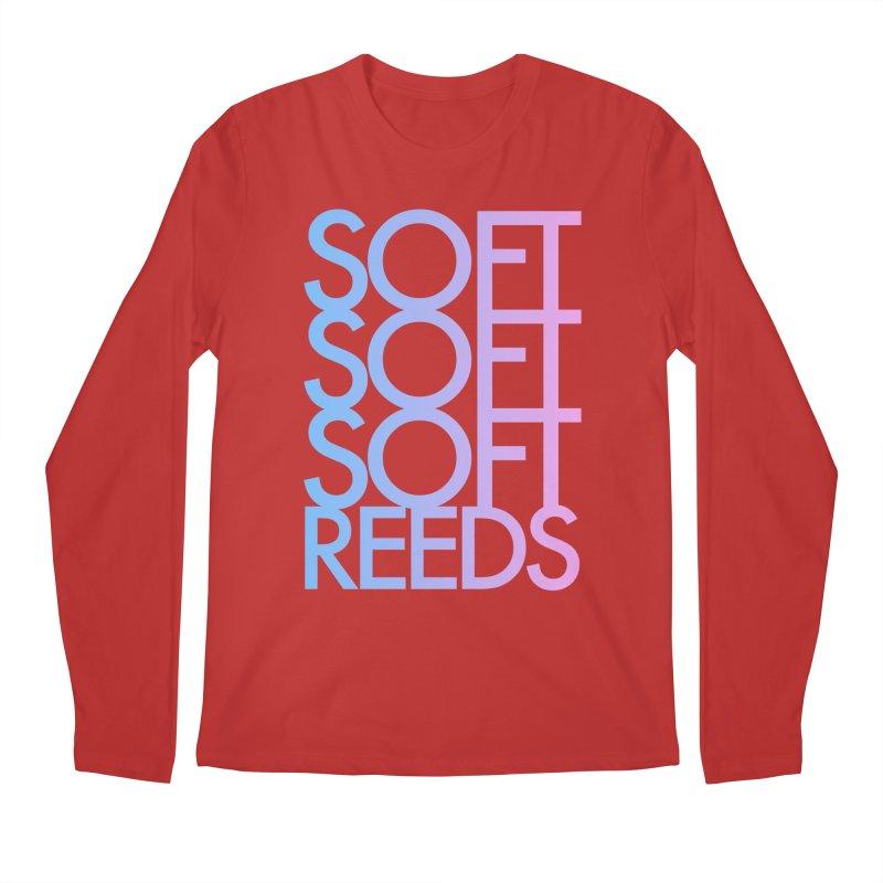SOFT-3 Men's Regular Longsleeve T-Shirt by softreeds's Artist Shop