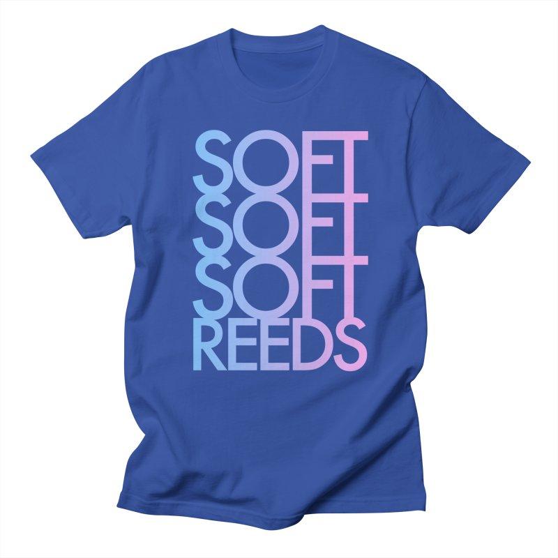 SOFT-3 Men's Regular T-Shirt by softreeds's Artist Shop