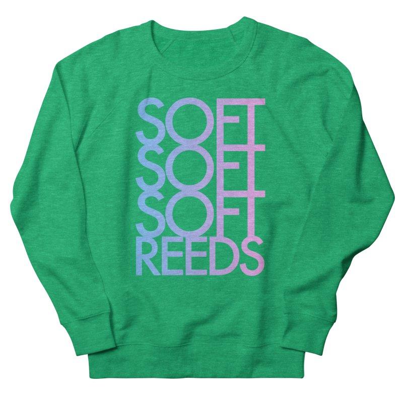 SOFT-3 Men's Sweatshirt by softreeds's Artist Shop