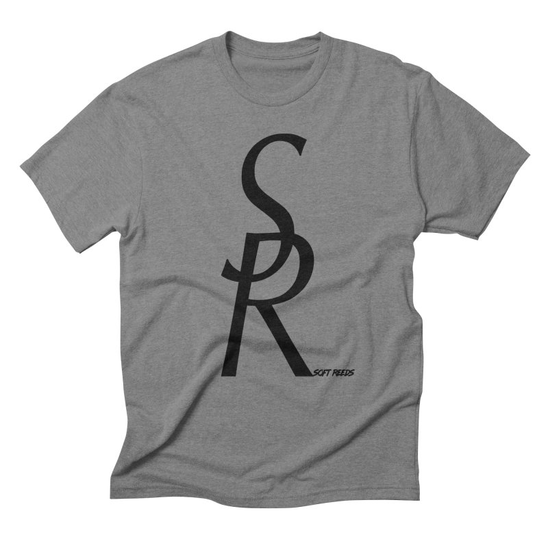 SOFT-4 Men's Triblend T-shirt by softreeds's Artist Shop