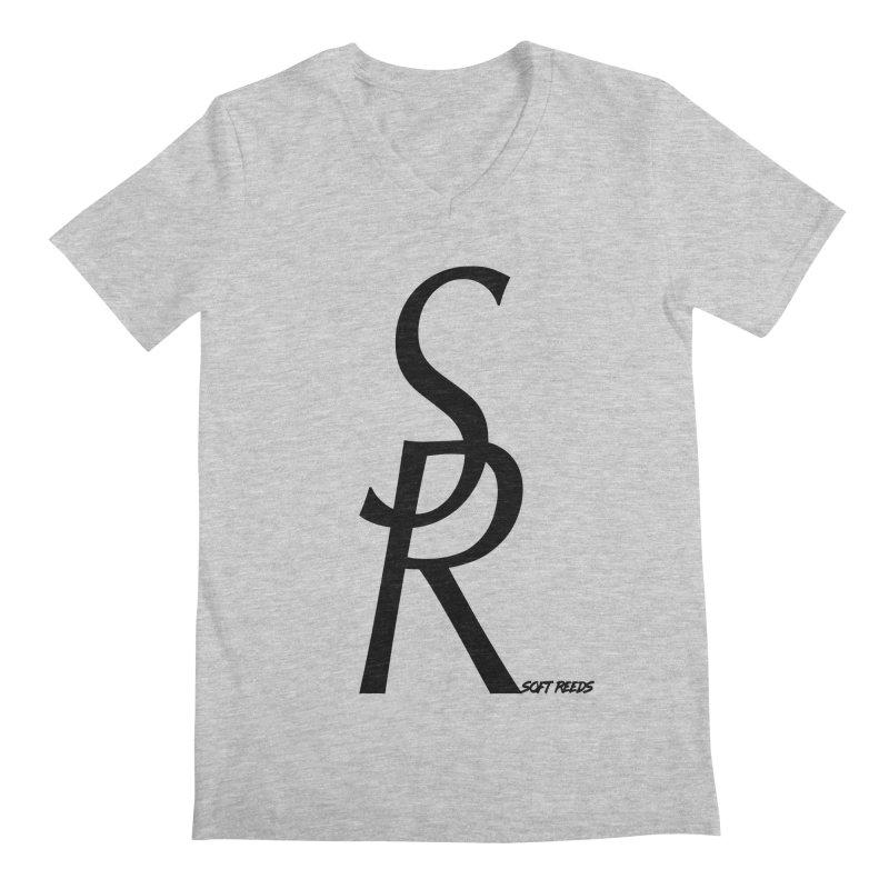 SOFT-4 Men's Regular V-Neck by softreeds's Artist Shop