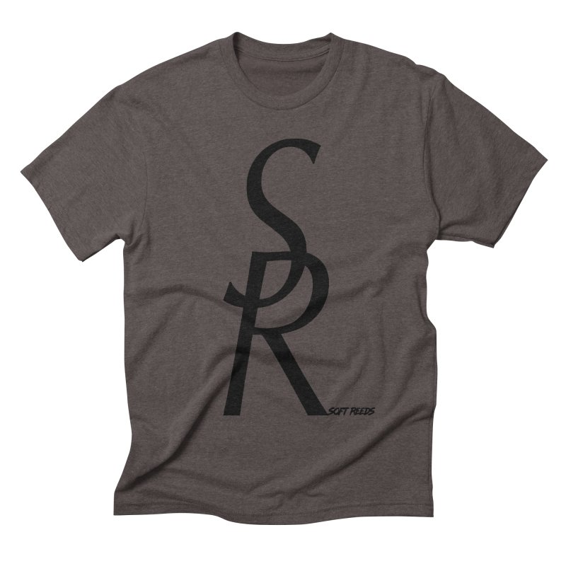 SOFT-4 Men's Triblend T-shirt by softreeds's Artist Shop