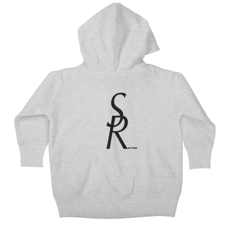 SOFT-4 Kids Baby Zip-Up Hoody by softreeds's Artist Shop