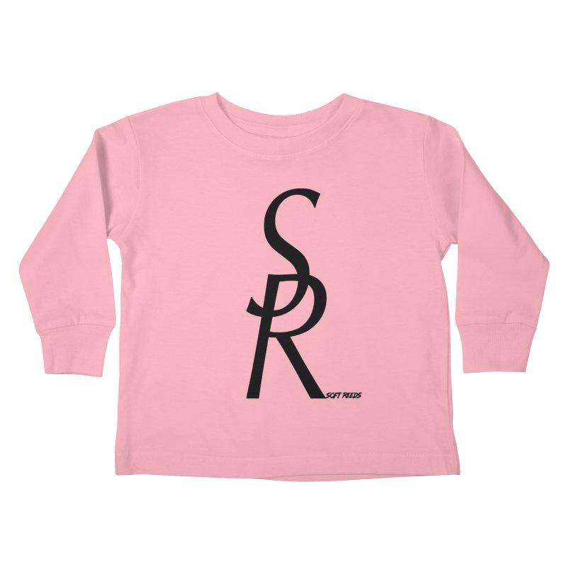 SOFT-4 Kids Toddler Longsleeve T-Shirt by softreeds's Artist Shop