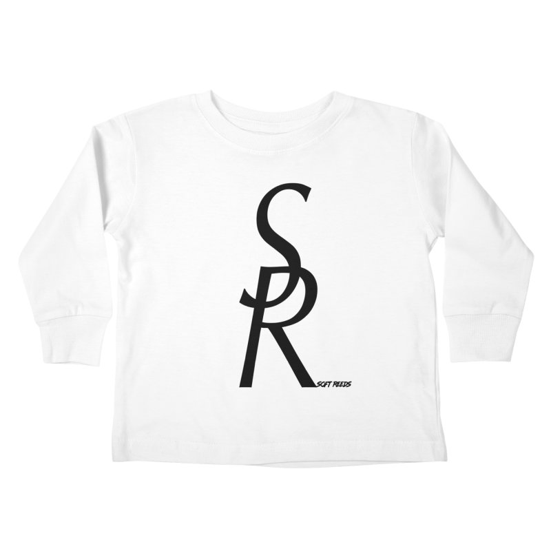 SOFT-4 Kids Toddler Longsleeve T-Shirt by softreeds's Artist Shop