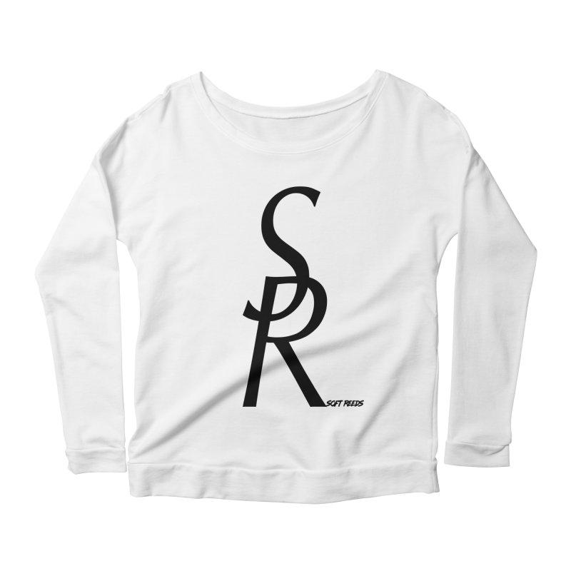 SOFT-4 Women's Scoop Neck Longsleeve T-Shirt by softreeds's Artist Shop