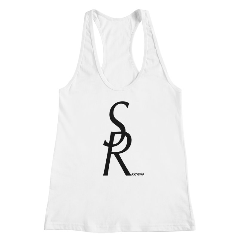SOFT-4 Women's Racerback Tank by softreeds's Artist Shop