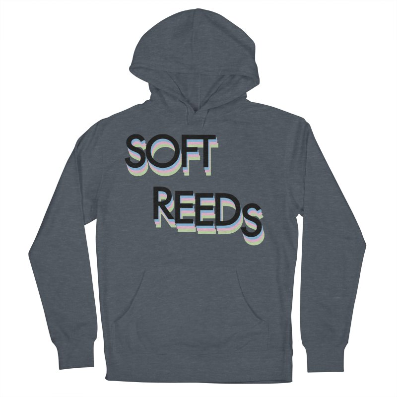 SOFT-5 Women's Pullover Hoody by softreeds's Artist Shop