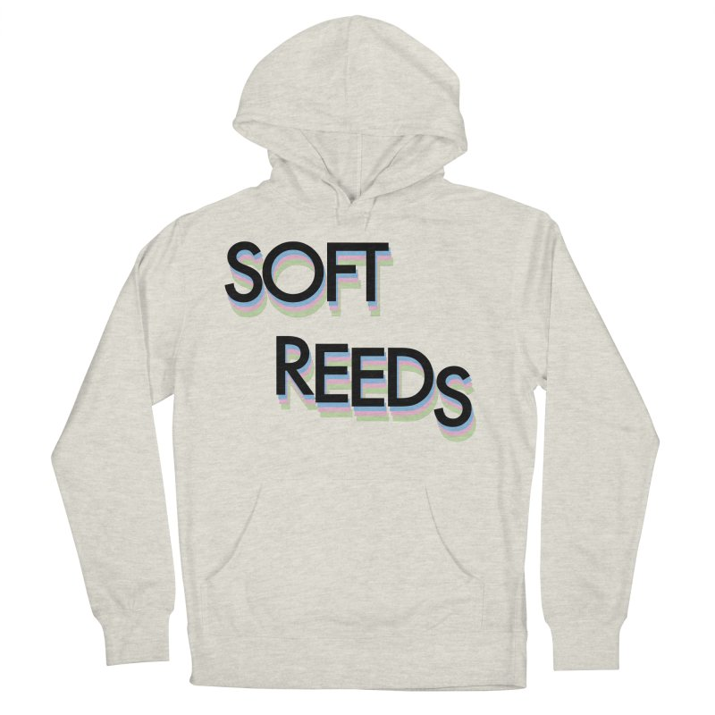 SOFT-5 Men's Pullover Hoody by softreeds's Artist Shop