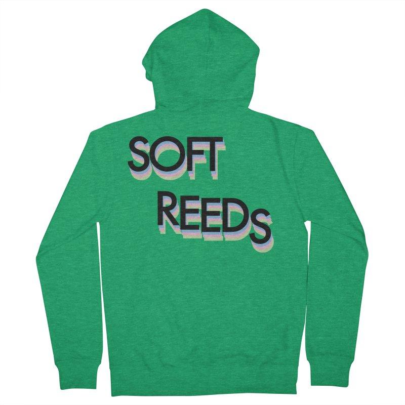 SOFT-5 Men's Zip-Up Hoody by softreeds's Artist Shop