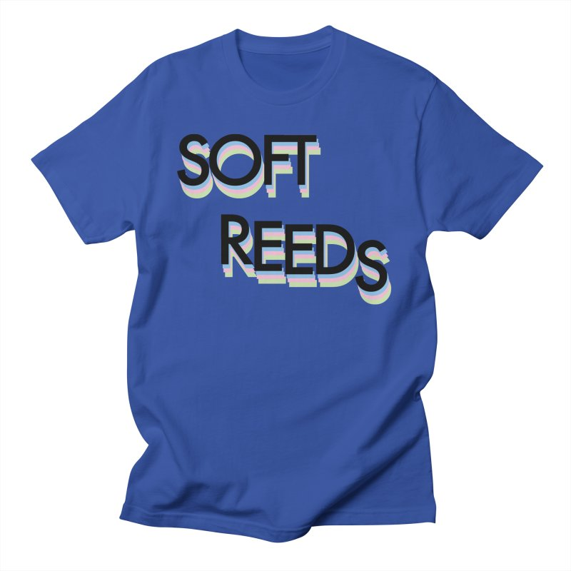 SOFT-5 Women's Regular Unisex T-Shirt by softreeds's Artist Shop
