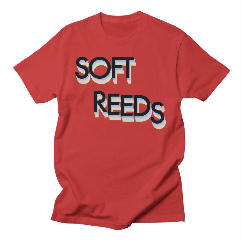 SOFT-5 Men's T-shirt by softreeds's Artist Shop
