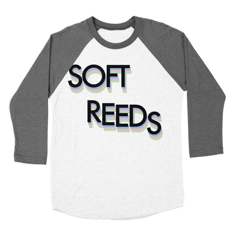 SOFT-5 Men's Baseball Triblend T-Shirt by softreeds's Artist Shop