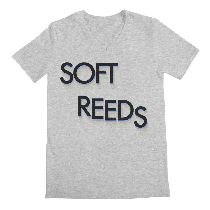 SOFT-5 Men's Regular V-Neck by softreeds's Artist Shop