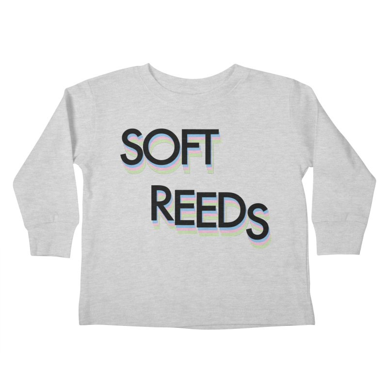 SOFT-5 Kids Toddler Longsleeve T-Shirt by softreeds's Artist Shop