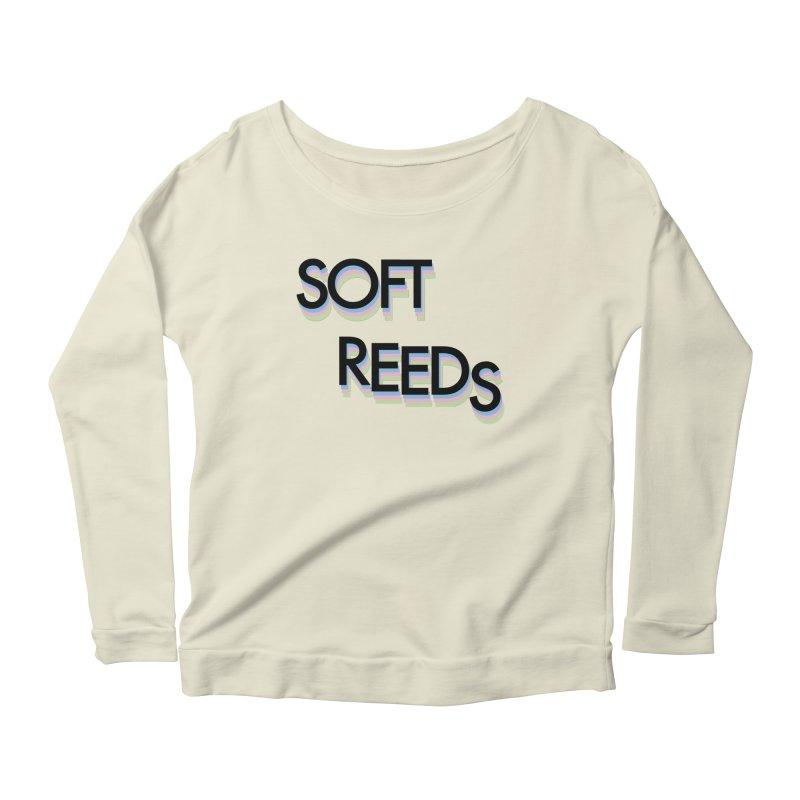 SOFT-5 Women's Longsleeve Scoopneck  by softreeds's Artist Shop