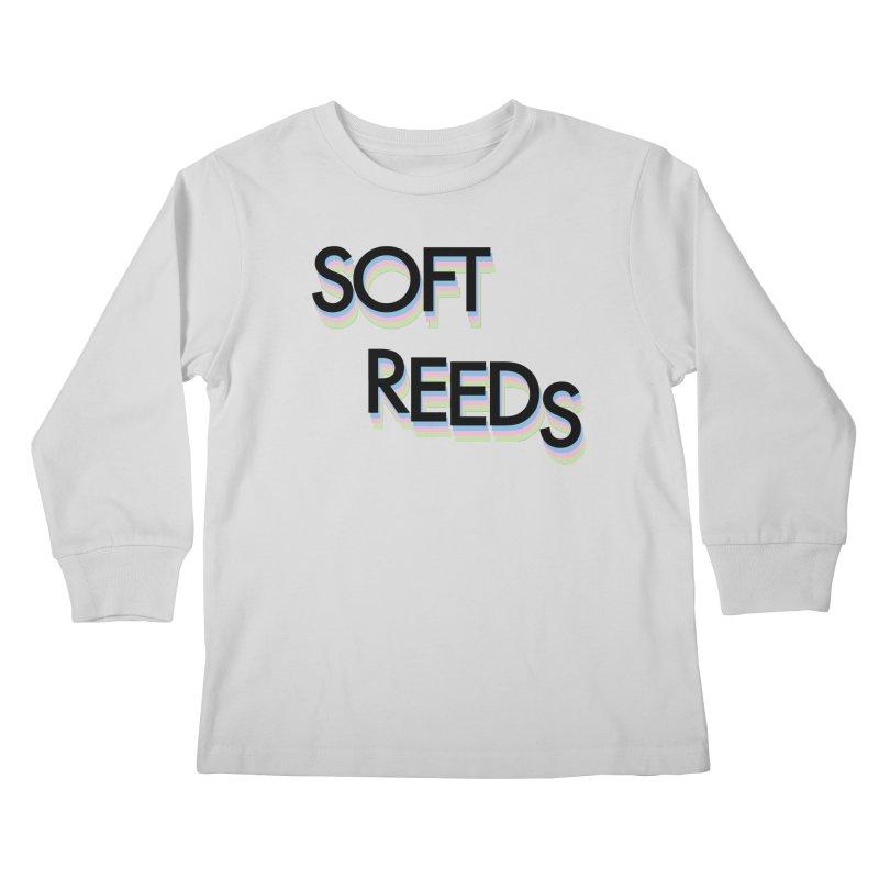 SOFT-5 Kids Longsleeve T-Shirt by softreeds's Artist Shop