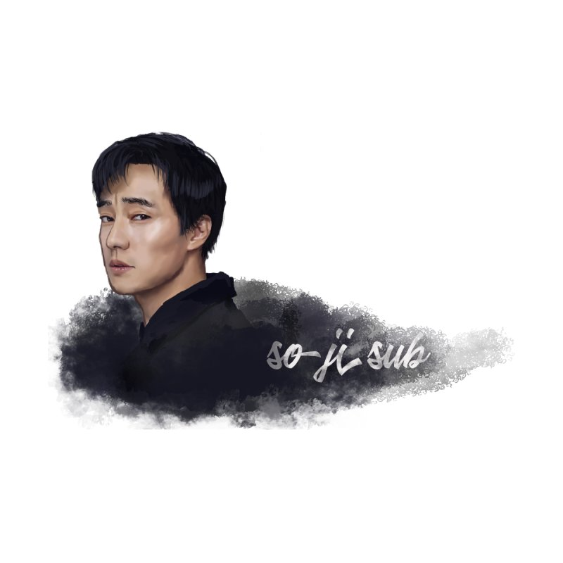 So Ji Sub by Soju Nights Fanart Emporium