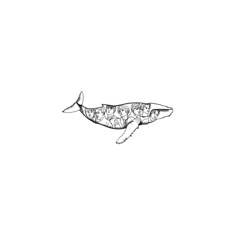 Monsta X Whale by Soju Nights Fanart Emporium