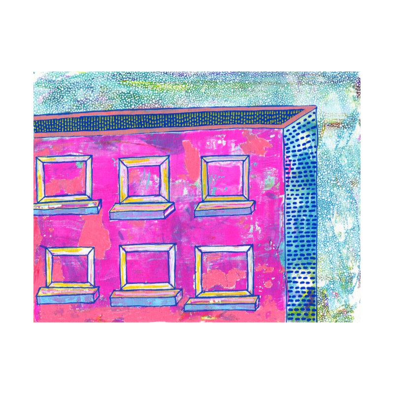 Apartment #2 (3rd Street Energy Vortex) Home Fine Art Print by Solar Cola