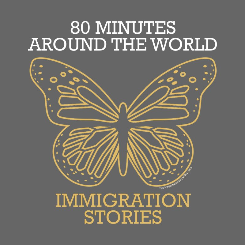 Immigration Stories by soloyo's Artist Shop