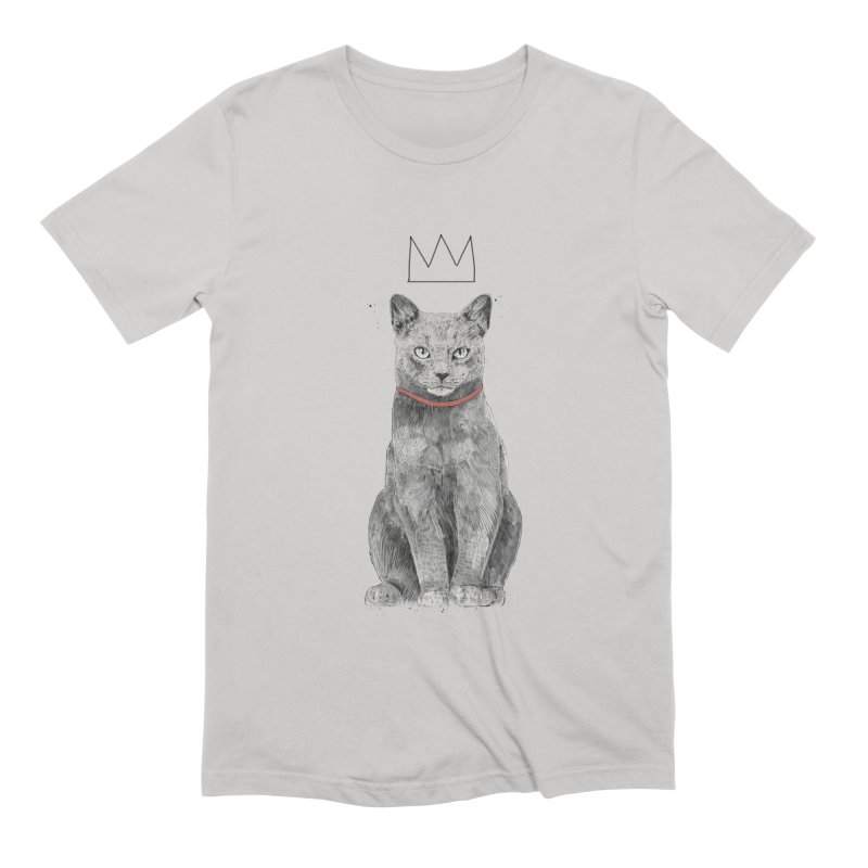 King of everything Men's Extra Soft T-Shirt by Balazs Solti