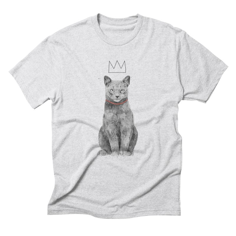 King of everything Men's Triblend T-Shirt by Balazs Solti