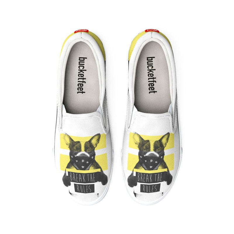 Rebel dog Women's Shoes by Balazs Solti