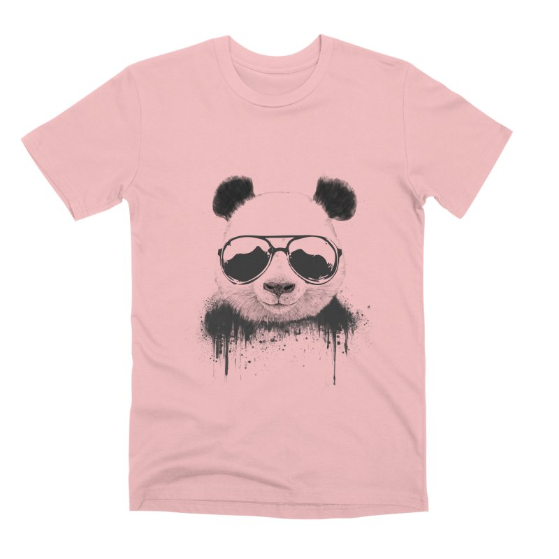 Stay cool Men's Premium T-Shirt by Balazs Solti