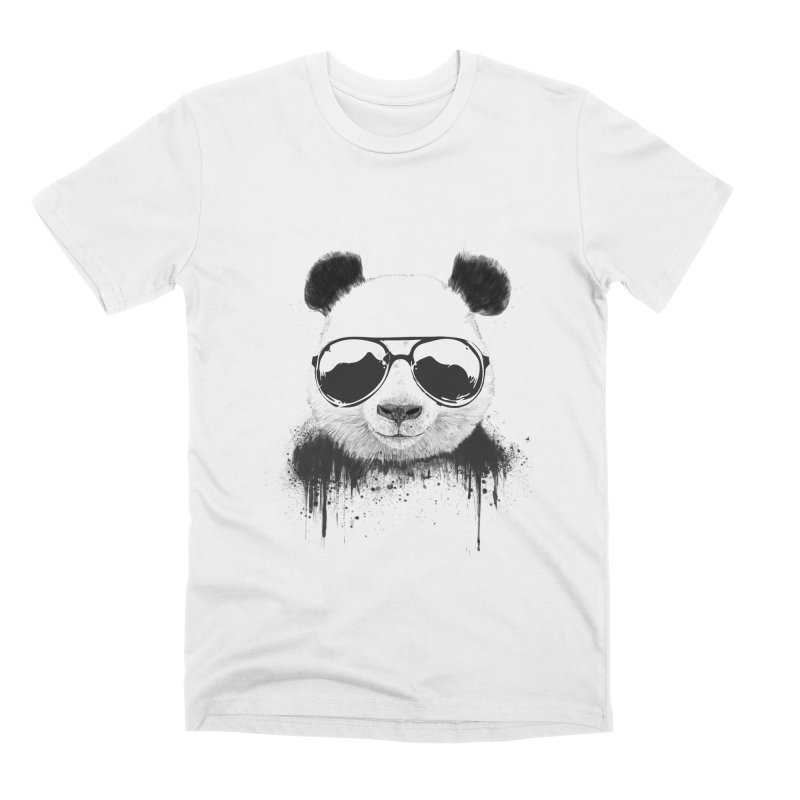 Stay cool Men's Premium T-Shirt by Balazs Solti