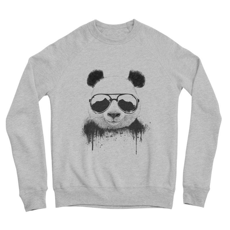 Stay cool Women's Sponge Fleece Sweatshirt by Balazs Solti