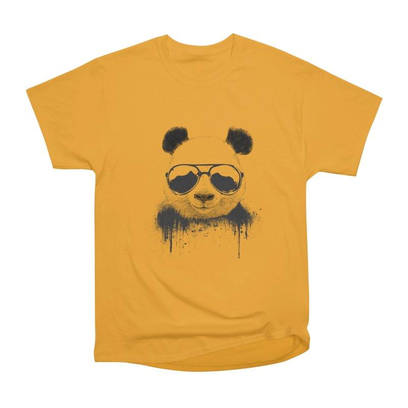 Stay cool Men's Heavyweight T-Shirt by Balazs Solti