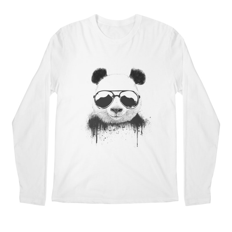 Stay cool Men's Regular Longsleeve T-Shirt by Balazs Solti
