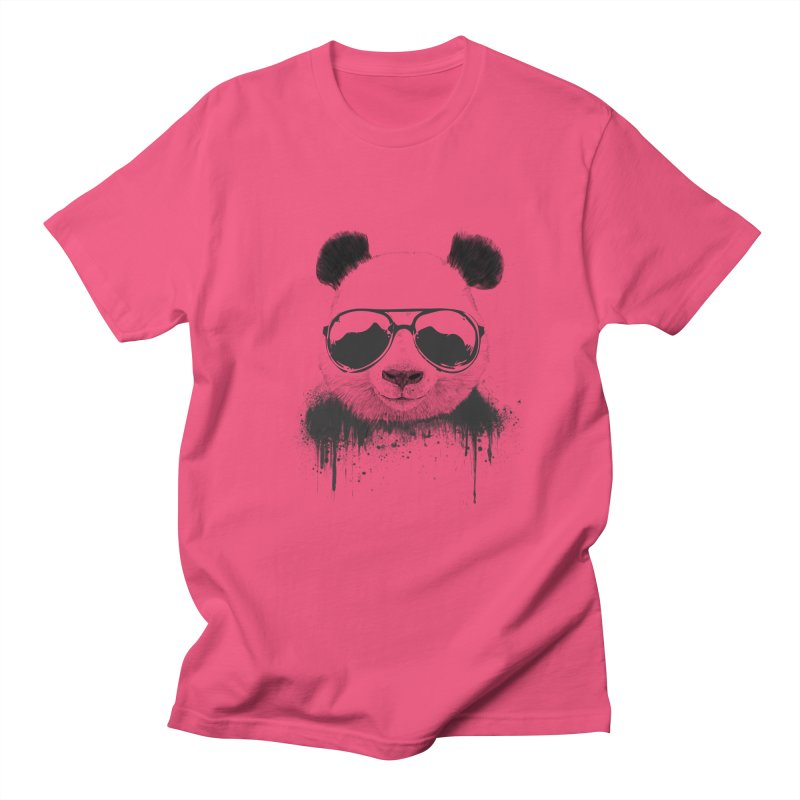 Stay cool Men's Regular T-Shirt by Balazs Solti