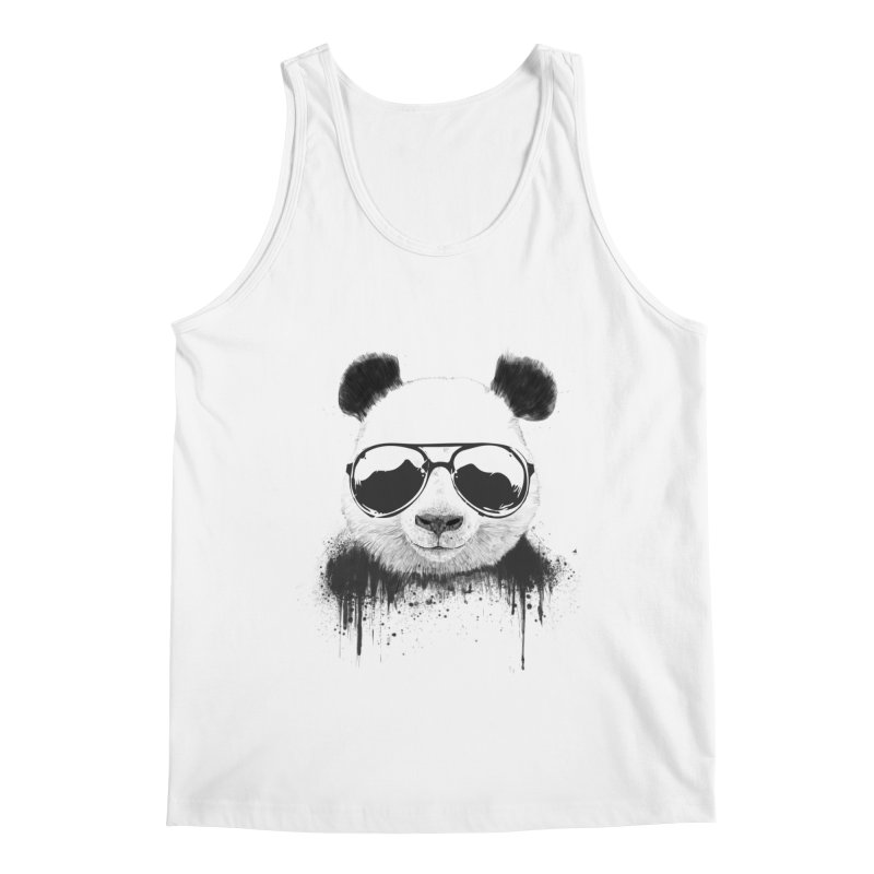 Stay cool Men's Regular Tank by Balazs Solti