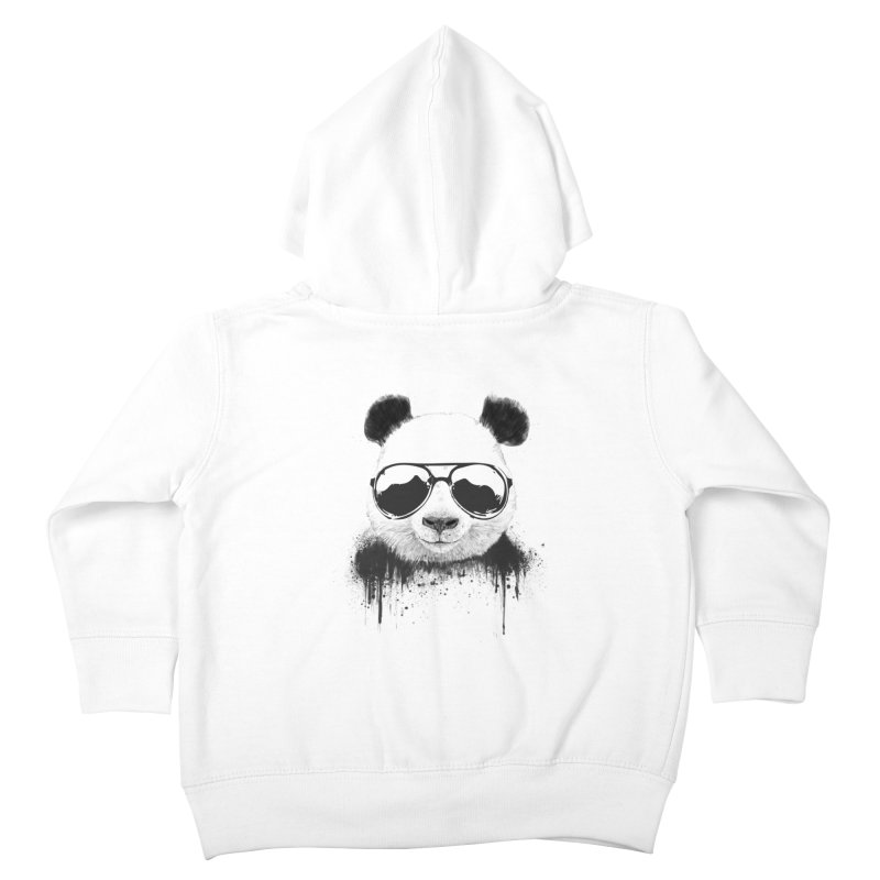 Stay cool Kids Toddler Zip-Up Hoody by Balazs Solti
