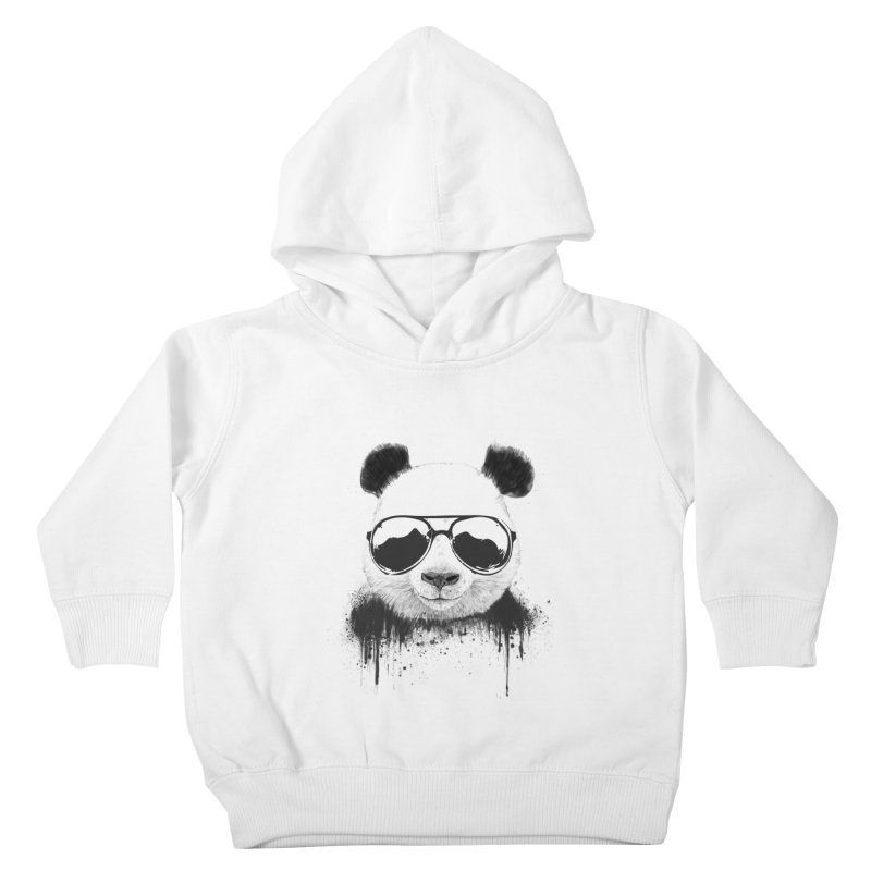 Stay cool Kids Toddler Pullover Hoody by Balazs Solti