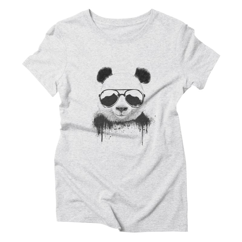 Stay cool Women's Triblend T-Shirt by Balazs Solti
