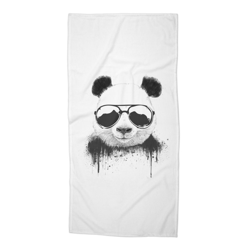 Stay cool Accessories Beach Towel by Balazs Solti