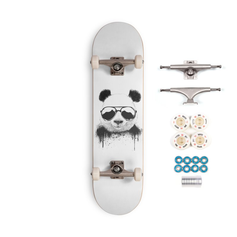 Stay cool Accessories Complete - Premium Skateboard by Balazs Solti