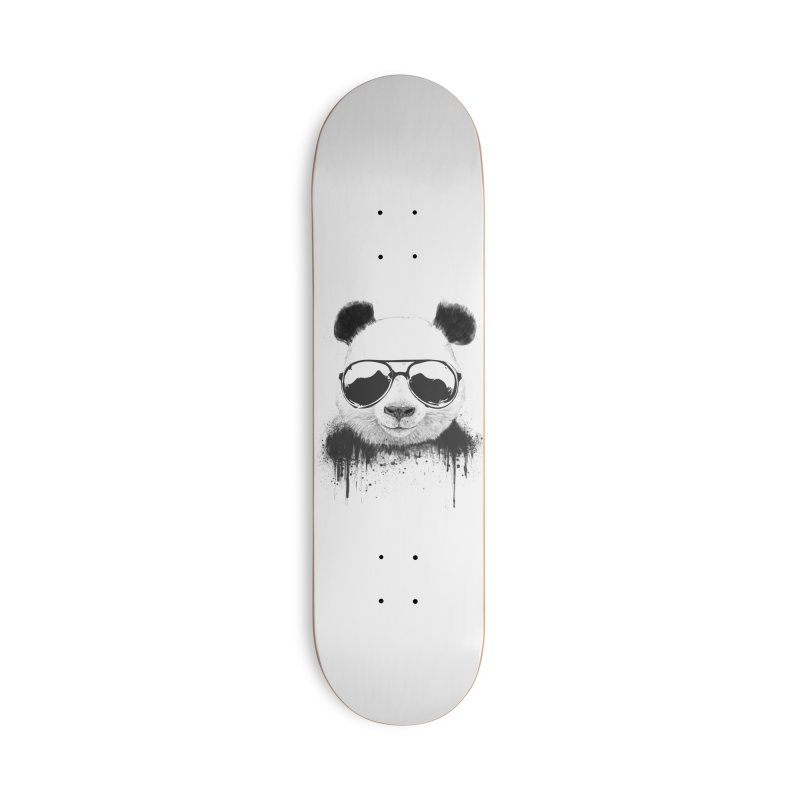 Stay cool Accessories Deck Only Skateboard by Balazs Solti