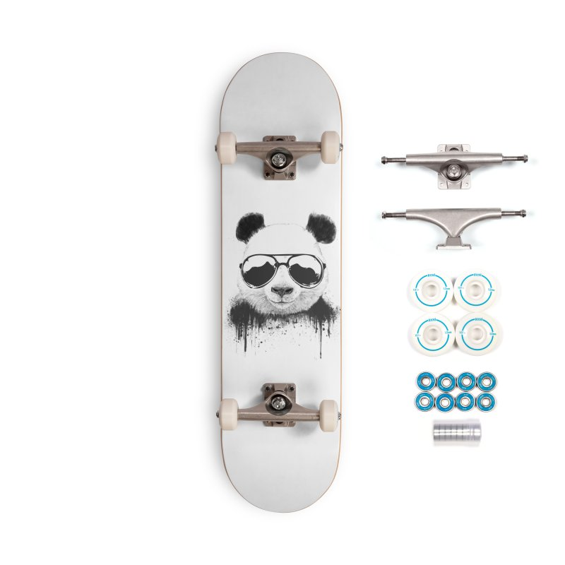 Stay cool Accessories Complete - Basic Skateboard by Balazs Solti