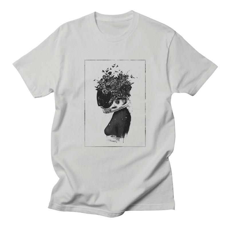 Hybrid  girl Women's Regular Unisex T-Shirt by Balazs Solti