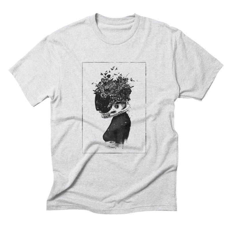 Hybrid  girl Men's T-Shirt by Balazs Solti