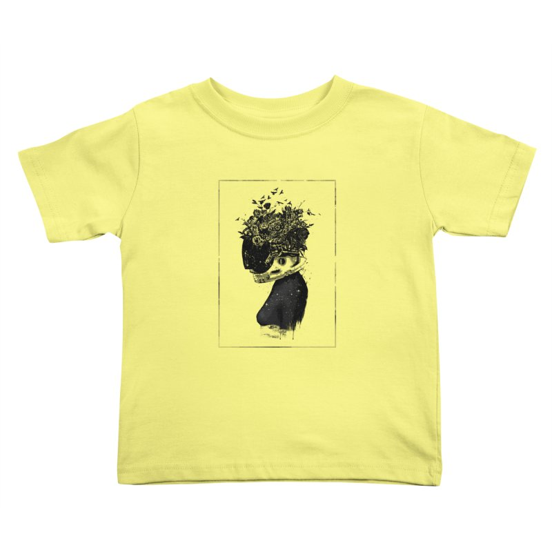 Hybrid  girl Kids Toddler T-Shirt by Balazs Solti