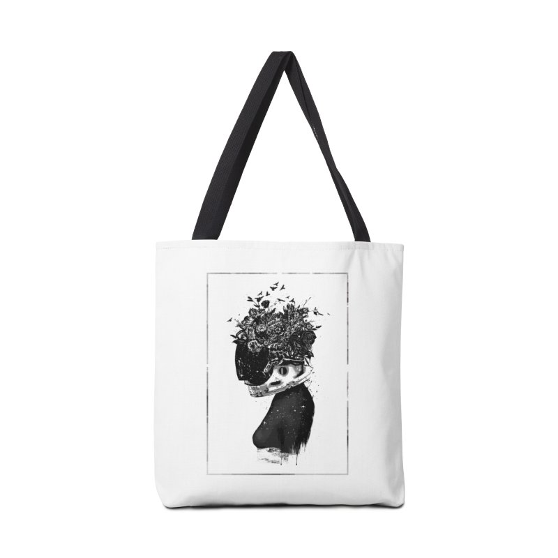 Hybrid  girl Accessories Tote Bag Bag by Balazs Solti