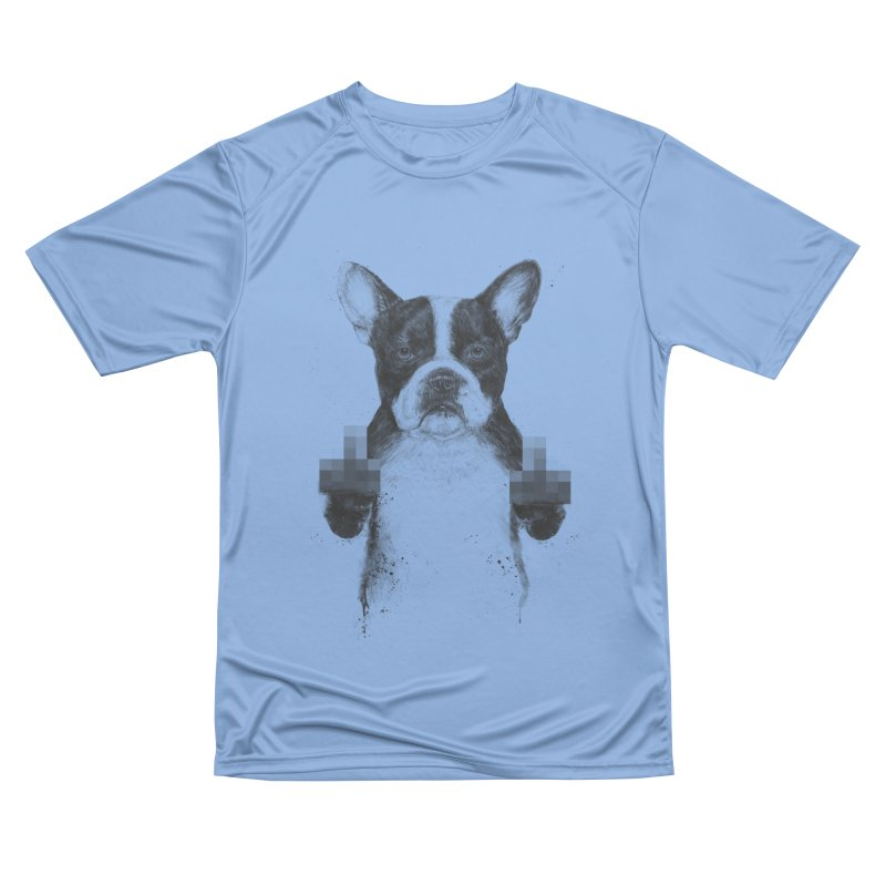 Censored dog Men's Performance T-Shirt by Balazs Solti