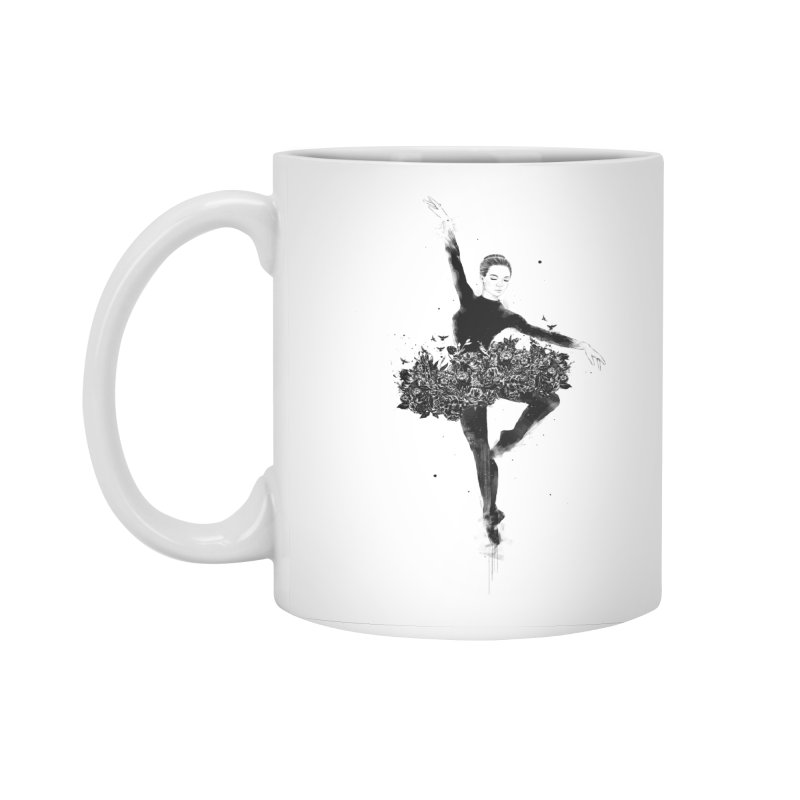 Floral dance Accessories Standard Mug by Balazs Solti