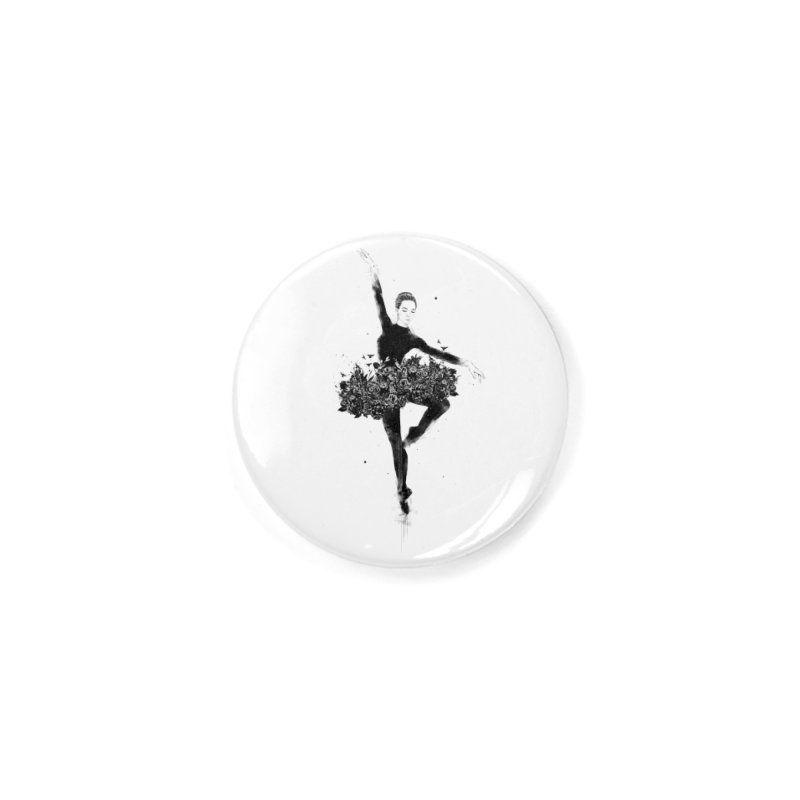 Floral dance Accessories Button by Balazs Solti